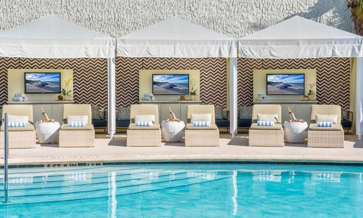 Naples Grande Golf Club Beach Pool